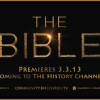 "History Channel Takes Heat on ""The Bible"""