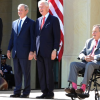 Our 5 Presidents & 1 With Polka Dot Pink Socks
