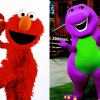 First Elmo. Now Barney. Who's Next?